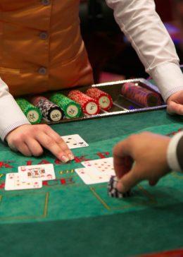 De tre mest almindelige casino kortspil
